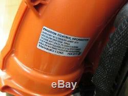 Echo Pb-580t 215 Mph 510 Cfm 58.2cc Gaz 2 Cycle Stroke Sac À Dos Souffleuse