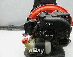Echo Pb-755st 233 Mph 651 Cfm 63.3cc Gaz À Cycle 2 Temps Sac À Dos Souffleuse
