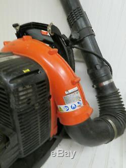 Echo Pb-770t Souffleur De Feuille À Dos À Cycle 2 Temps, Gaz, 235 Mph, Gaz, Avec Tube T
