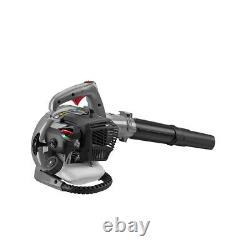 Gaz Leaf Flower Vacuum Portable 26cc 2-cycle 400 Cfm 150 Mph Moteur Alimenté Au Gaz