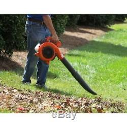 Gaz Souffleuse Portable Puissant Fiable Efficace 125b 28 CC 2-cycle 170 Mph