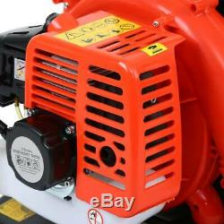Heavy Duty 51,7 CC Souffleuse Gaz 2-stroke Cycle Herbe Commercial Nettoyage Cour