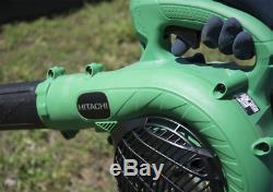 Hitachi Rb24eap Gas Powered Souffleuse Caméra À L'épaule, Léger, 23.9cc 2 Cycle 7