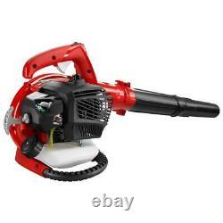 Homelite Handheld Leaf Blower Mulcher Vacuum Gas 26cc 150 Mph 2 Cycle 3-en-1