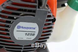 Husqvarna 125b 28cc Gas Powered Souffleuse Poche 170 Mph 2-temps (open Box)