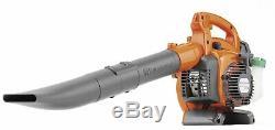Husqvarna 125b 28cc Gaz 2-cycle 470 Cfm 170 Mph Portable Souffleuse, Certifié