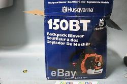 Husqvarna 150bt 50 CC 2-cycle 251 Mph 692-cfm Gaz Sac À Dos Souffleuse