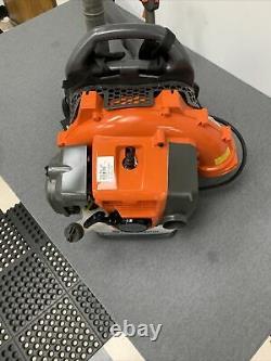 Husqvarna 150bt 50cc 2 Cycle Gas Commercial Feuille Souffleur À Dos, Harnais (occasion)