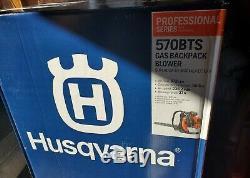 Husqvarna 236 570bts Mph 972 Sac À Dos Cfm 65.6cc Gas Souffleuse Meilleur Prix