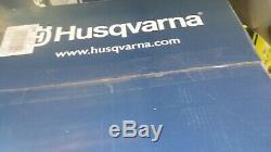 Husqvarna 570bts 65.6cc 2 Cycle Gas Sac À Dos Souffleuse 236 Mph 972 Cfm