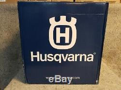 Husqvarna 570bts 66.6cc 2-cycle Sac À Dos Gaz Souffleuse 236 Mph 972 Cfm Nouveau
