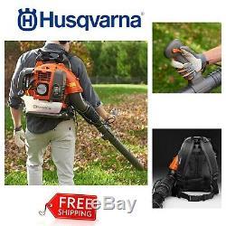 Husqvarna Professional - Souffleur De Feuilles À Dos À 2 Cycles À Essence À 2 Cycles 434 Pcm 251 Mph