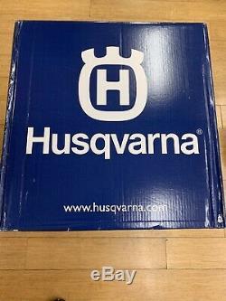 Husqvarna Sac À Dos Gaz Souffleuse 570bts 2 Cycle Yard Grass 570bts Marque Nouveau