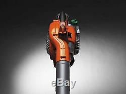 Husqvarna Souffleuse 425 Cfm 125b Souffleur À Main Gaz Orange Pression Réglable