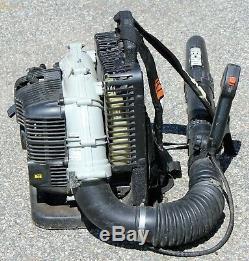 Le Souffleur De Feuilles À Dos Echo Gas Powered Pb-620 Ne Reste Pas En Marche Lire