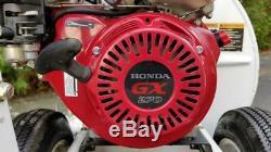 Little Wonder Lb 270h 9 Souffleuses À Gazon Honda Optimax 270cc Honda