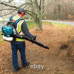 Makita Gas Leaf Blower 516 Cfm 52.5 CC 4-stroke Moteur Hip Throttle Sac À Dos