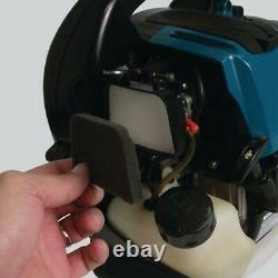 Makita Gas Leaf Blower Handheld Silencieux 145mph Easy Start Vitesse Réglable 4 Cycle
