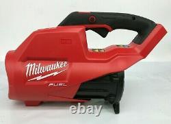 Milwaukee 2724-20 M18 Fuel 120 Mph 450 Cfm Brushless Blower, Bare Tool Ln