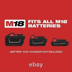 Milwaukee M18 Fuel Souffle-feuille 2724-20 (outil Seulement) 3 Ans Wrty 18v Sans Fil Nouveau