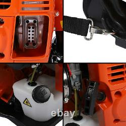Moteur 2-stroke 80cc, 900cfm, 230mph