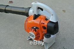 New Stihl Bg56c Gas Powered Souffleuse Pelouse Ventilateur
