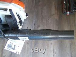 New Stihl Br 600 Sac À Dos Gaz Souffleuse