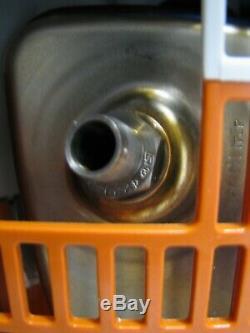 Nouveau Avec Extras Stihl Bg86 Handheld Gaz Souffleuse Nouveau