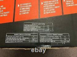 Nouveau Dans La Boîte Echo 58,2 CC Gas Powered Souffleur À Dos Pb-580h / T Livraison Gratuite