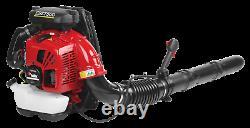 Nouveau Dans La Boîte Redmax Ebz7500rh 202 Mph 972 Cfm Gas Backpack Leaf Blower