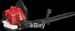 Nouveau Dans Redmax Eb5150rh 216 Mph 692 Cfm Gaz Sac À Dos Souffleuse