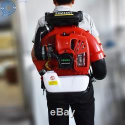 Nouveau Ebz8500rh 206 Mph 1024 Cfm 75,6 CC Gaz Sac À Dos Souffleuse Convient Redmax