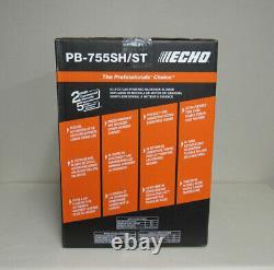 Nouveau Echo 233 Mph 63.3cc Gas 2-stroke Backpack Leaf Blower Pb-755st