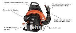 Nouveau Echo Pb-755st 63.3cc Gas Backpack Leaf Blower 233 Mph Nib Tube Controls