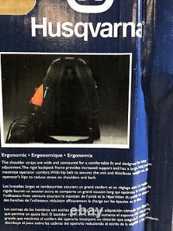 Nouveau Husqvarna 150bt 50-cc 2-cycle 251-mph 692-cfm Gas Backpack Leaf Blower