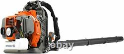 Nouveau Husqvarna Backpack Blower Leaf 350bt 2-cycle Gas Powered Variable Speed