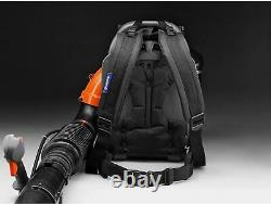 Nouveau Husqvarna Backpack Blower Leaf 350bt 2-cycle Gaz Alimenté Vitesse Variable