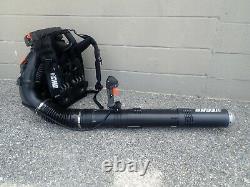 Nouveau Souffleur De Feuilles Echo Pb-8010t, Le Plus Puissant De L'industrie! Tube Throttle