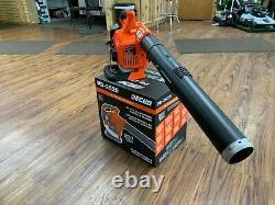 Nouvelle Marque Echo Pb-2620 X-série De Gaz Souffleur De Feuille À Main 2 Atteinte 2 25,4cc 456cfm