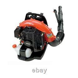 Oecho Backpack Leaf Blower Tube Throttle 216 Mph 517 Cfm 58,2-cc Gaz 2-stroke