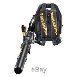 Poulan Pro 46cc Gas Backpack Souffleur À Feuilles De Jardin (paquet De 2) (certifié Remis À Neuf)