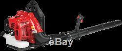 Redmax Ebz5150rh 171 Mph Gaz Backpack Souffleuse Strato Moteur Commercial Grade