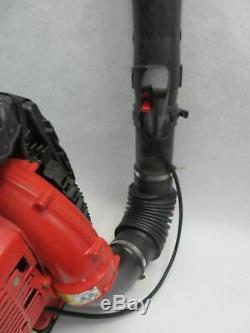 Redmax Ebz8500 Back Pack Souffleuse