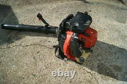 Redmax Ebz8500 Gas Powered Backpack Leaf Blower Nous Expédions Uniquement Sur La Côte Est