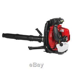Redmax Ebz8500 (hip Throttle) 206 Mph 75,6 CC Gaz Sac À Dos Souffleuse