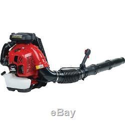 Redmax Ebz8500rh 206 Mph 1024 Cfm 75.6 CC Souffleur De Feuille À Dos Pour Gaz