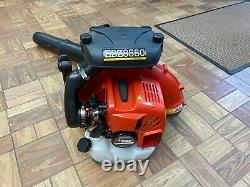 Redmax Ebz8550 85,6cc Bouton À Dos Professionnel À Gaz