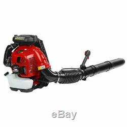 Redmax Ebz8550rh (remplace Ebz8500rh) 206 Mph 1077 Cfm Gaz Souffleuse Sac À Dos