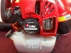 Redmax Ebz 8550 Ventilateur De Feuilles À Dos À Gaz Commercial Ebz8550 Nice