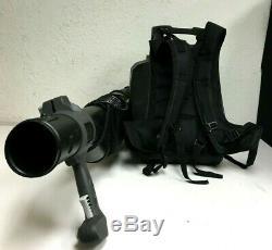 Ryobi 40v Ry40404 Balai 625 Cfm Backpack Souffleuse R945